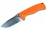 Нож складной G722 (оранжевый) Ganzo