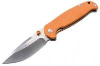 Нож складной H6-S1 (orange) Real Steel