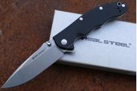 Нож складной T101 (black) Real Steel
