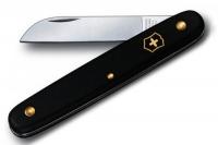 Нож складной садовый Floral (черный) Victorinox
