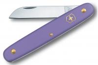 Нож складной садовый Floral (фиолетовый) Victorinox