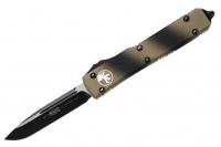 Складной нож Ultratech (Single Edge, Black Blade, Tactic) Microtech