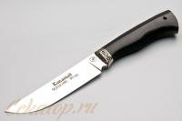 Нож Тигр малый (95Х18) Алексей Фурсач (Ворсма), Россия