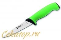 Нож универсальный 140 мм 5114 TR (green) Jero