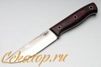 Нож XM (N690, черно-красный G10) Южный Крест, Россия