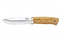 Нож Юкон (D2, карельская береза) Южный Крест, Россия