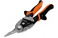 Ножницы по металлу из хроммолибдена 0230-1, ЦИ, прямой и левый рез