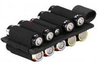 Панель-органайзер Kiwidition Battery Holder 10L Black