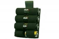 Панель-органайзер Kiwidition Battery Holder 4/8 OD Green