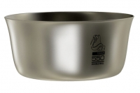 Пиала титановая Titanium Double Wall Bowl 550 ml TBDW-550 NZ, Россия