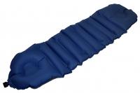Подушка туристическая Cush (Blue) Klymit, США