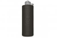 Бутылка мягкая для воды Flux 1.5 л (серая) HydraPak
