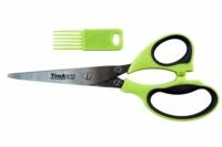 Ножницы для зелени PS-03 (5 лезвий + гребёнка), TimA
