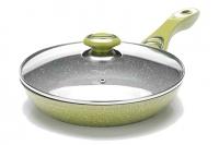 Сковорода литая 240 мм (желтая) 26900 Mayer & Boch