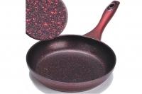 Сковорода литая 220 мм (красная) Mayer & Boch