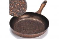 Сковорода литая 240 мм (медная) Mayer & Boch