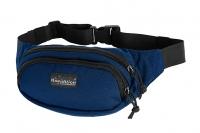 Поясная сумка Pokorua City (DNB сине-черный) Kiwidition