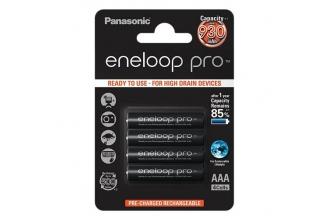 Аккумуляторы Eneloop Pro AAA