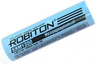 SAM1300 без защиты 18А (Samsung INR18650-13L) PK1, Robiton