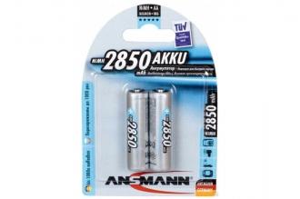 Аккумулятор 5035202-RU AA 2850 mAh (2 шт.), Ansmann, Германия