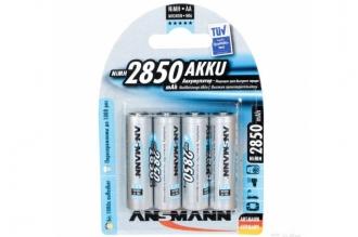 Аккумулятор 5035212-RU AA 2850 mAh (4 шт.), Ansmann, Германия