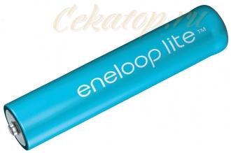 Аккумулятор Eneloop Light AAA (1 шт., Ni-Mh, 550 mAh) Panasonic, Япония