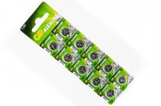 Батарейка часовая Alkaline cell 189-C10 AG10 BL10, GP