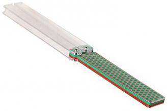 Алмазная двусторонняя точилка DMT Diafold Fine/Extra Fine (#600/1200), США