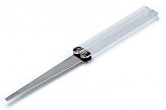 Алмазная пазовая точилка DMT Diafold Extra Coarse #220, США