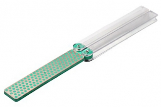 Алмазная плоская точилка DMT Diafold Extra Fine #1200, США