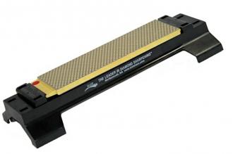 Алмазный брусок 8'' DuoSharp на подставке Fine/Extra Fine #600/1200 DMT, США