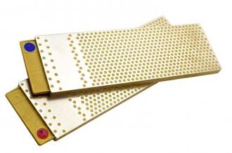 Алмазный брусок 8'' DuoSharp plus Coarse/Fine #325/600 DMT, США