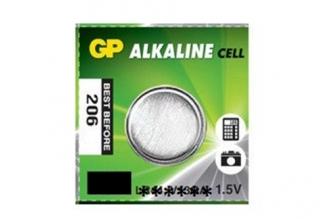 Батарейка часовая Alkaline cell 186F-2C10 AG12