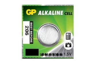 Батарейка часовая Alkaline cell 192-C10 AG3