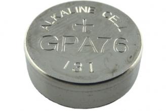 Батарейка часовая Alkaline cell А76-2C10 AG13 (1 шт.), GP