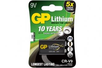 Батарейка крона Lithium CR-V9-U1 CR-V9 BL1, GP Batteries