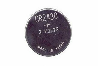 Батарейка Lithium CR2430-C1 CR2430