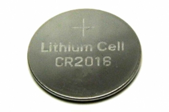 Батарейка Lithium GPCR2016-8CR5 CR2016