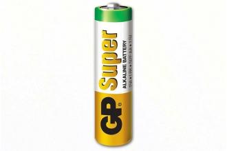 Батарейка тип AA Super Alkaline GP Batteries