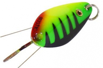 Блесна-незацепляйка Ultra2 (32 мм, вес 5 г.), цвет 105