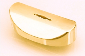 Больстер для рукояти ножа глянцевый 637 (латунь)