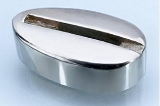 Больстер для ножа глянцевый 609 (мельхиор)