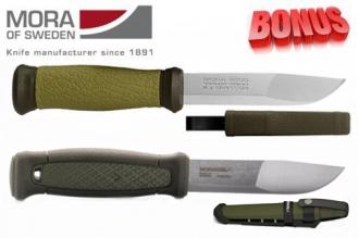 Бонус-пак: нож Mora 2000 и нож Kansbol с ножнами Multi-Mount Morakniv