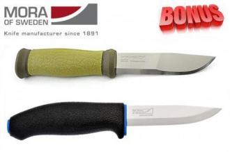 Бонус-пак: ножи Mora 2000 и Mora 746 Allround