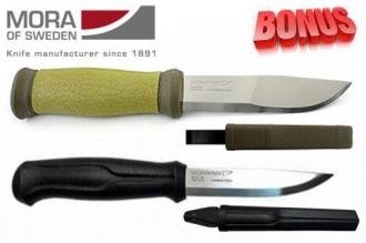 Бонус-пак: нож Mora 2000 и нож 510 Morakniv