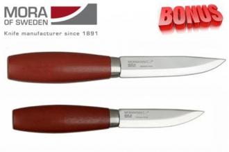Бонус-пак: ножи Mora Classic №2 и Mora Classic 2/0 по спец. цене!