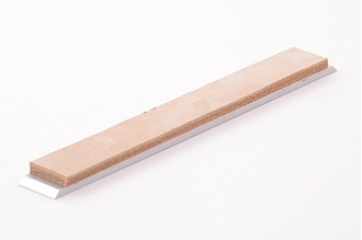 Полировальный кожаный брусок для станков типа Apex (чепрак шорно-седельный) Жук