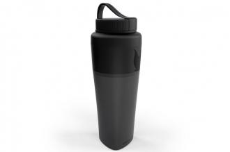Бутылка складная Pack-up-Bottle (черная), Light my Fire, Швеция