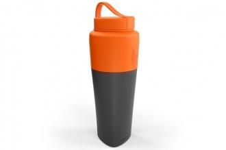 Бутылка складная Pack-up-Bottle (оранжевая), Light my Fire, Швеция