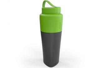 Бутылка складная Pack-up-Bottle (зеленая) Light my Fire